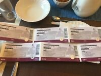 Cheltenham racing tickets
