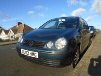 VOLKSWAGEN POLO 1.4 SE *5 DOOR* LOW MILEAGE - Great condition