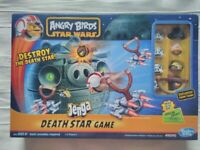 Angry Birds - Jenga Death Star - Star Wars Board Game