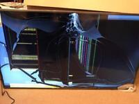 55 inch Samsung 5 series TV Spares or Repairs