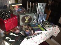 Huge collection of X Files Memorabilia!