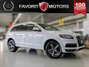 2015 Audi Q7 3.0T Sport, Bluetooth, Navi, Leather