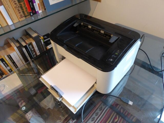 HP Printer - Samsung ML-1670 - PC and Mac Compatible | in Hampstead, London  | Gumtree