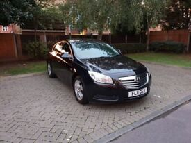 ** Black 2011 Vauxhall Insignia 2.0 CDTI Exclusiv 128 ** 66k LOW MILEAGE ** PERFECT FAULTLESS CAR **
