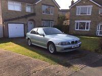 BMW 525i 2.5 SE(Facelift)** Low Mileage*** Mot *** 1 Former Keeper** Leather Seats**