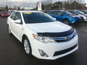 2013 Toyota Camry XLE Hybrid! ONLY $199 BIWEEKLY WITH $0 DOWN!