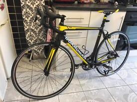 Boardman full carbon road bike