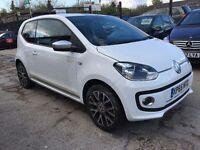 Volkswagen UP! 1.0 Street Up 3dr FREE 12 MONTH WARRANTY.NEW MOT, FINANCE AVAILABLE, P/X WELCOME