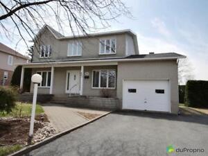 432 000$ - Maison 2 étages à vendre à Mont-St-Hilaire
