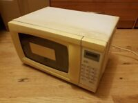 Fully functional powerful microwave with various digital settings