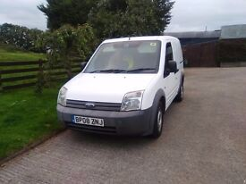 FORD TRANSIT CONNECT 08