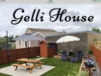 Entire 2 bed house holiday home let Ammanford SA18 1HB. Near to Brecon Beacons National park
