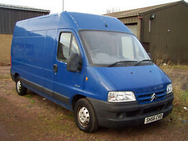 56 PLATE LOW MILAGE CITREON RELAY ONLY 60000 MILES EXCELLENT DRIVER VERY CLEAN ONLY £2995 NO VAT
