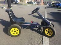 Kettcar Go Kart Sao Paola Limited edition.