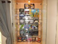Die cast car collection Hot wheels Retro Entertainment job lot x 60 inc BTTF SMOKEY & BANDIT