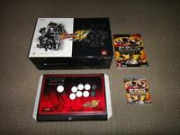 Street Fighter 4 with arcade stick