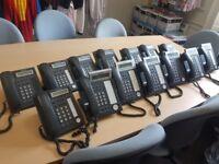 Used Telephone handset Panasonic KX DT333 and KX DT321
