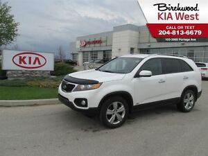 2012 Kia Sorento EX **LEATHER/ HEATED SEATS/ AWD**