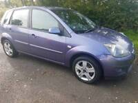 Ford fiesta 07 vgc 1.3 litre 1 owner