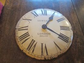Large Newgate Clock in Good Condition