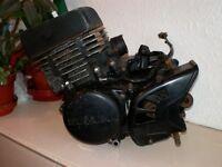 Suzuki TS125 Reconditioned Motorcycle engine