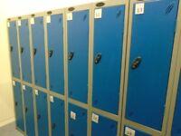 Probe lockers - Two Tier - nest of 2 - 1780mm x 305mm x 460mm