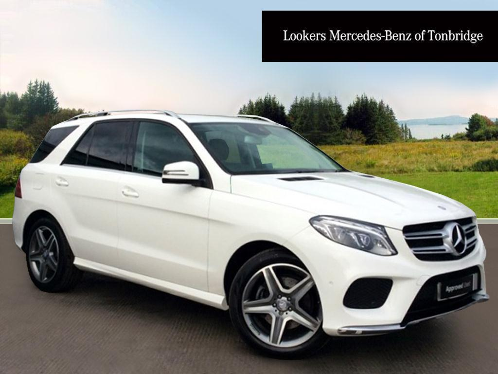 mercedes benz gle class gle 350 d 4matic amg line white 2015 09 11 in tonbridge kent gumtree. Black Bedroom Furniture Sets. Home Design Ideas