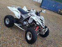 Yamaha raptor quad 700