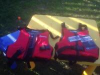 Junior buoyancy aids life jacket float child's
