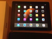 iPad 3 (3rd Generation) 16 GB (WiFi) Black – Mint Condition (with Original Box)