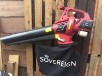 Petrol leaf blower / garden vac