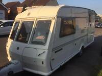 Baccaneer elan 14 2 berth caravan £1200