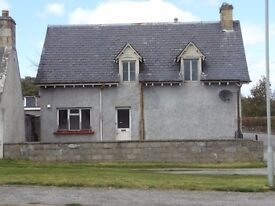 project house situated in the charming village of Ardgay built in 1885