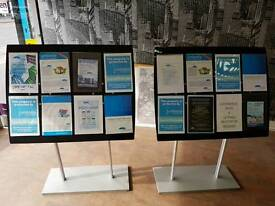 Estate Agent display boards