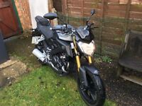2016 Yamaha MT125 ABS - Barely Used