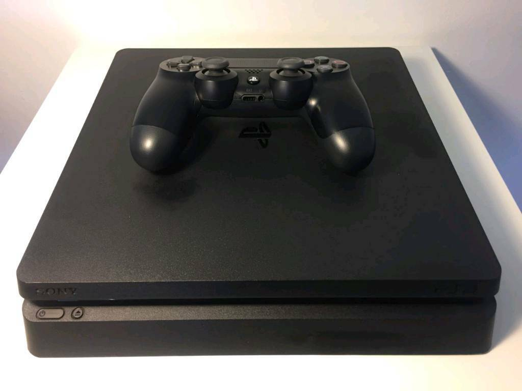 sony playstation 4 ps4 slim 1tb with controller gta in southall london gumtree. Black Bedroom Furniture Sets. Home Design Ideas