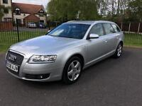 2008 AUDI A6 AVANT 2.0 TDI SE 1 OWNER!! IMMACULATE CONDITION!!