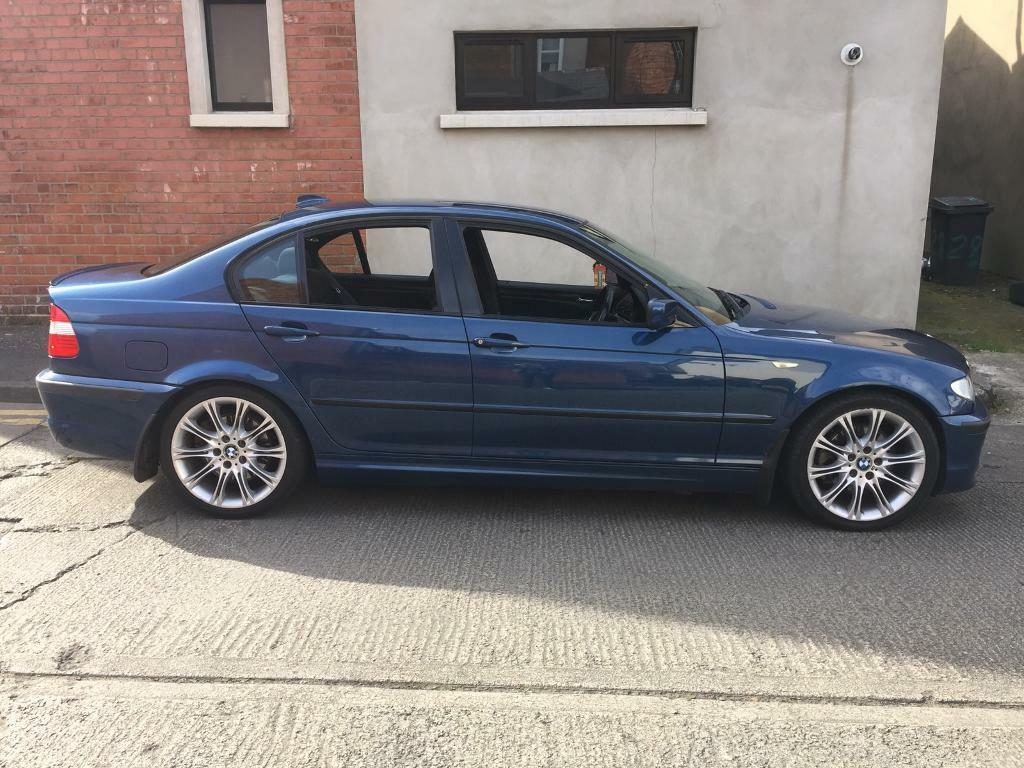 bmw 2001 facelift 330d diesel m sport topaz blue e46 automatic in finaghy belfast gumtree. Black Bedroom Furniture Sets. Home Design Ideas