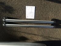 GENUINE FORD S-MAX ROOF BARS