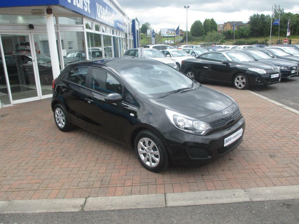 kia rio 1 1 crdi 1 air ecodynamics 5dr 2014 in dundonald belfast gumtree. Black Bedroom Furniture Sets. Home Design Ideas