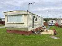 Static Caravan AVAILBLE on 4 STAR PARK in the NORTH WEST with SEA VIEWS and PET FREINDLY