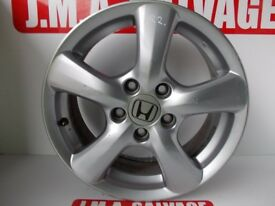 Honda Civic 2006 - 2010 R16 Alloy Wheel 6 wheels available