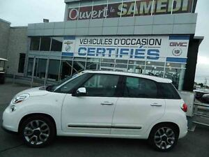 2015 Fiat 500L Lounge TURBO + TOIT PANORAMIQUE