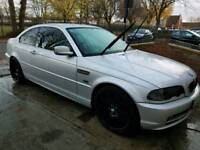 Bmw e46 3 series 2003 2.5litre