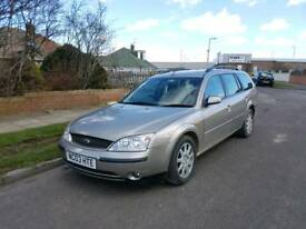 Ford Mondeo Zetec Estate Full MOT