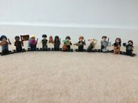 Lego Harry Potter minifigures new
