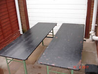 Occasional Fold up Tables