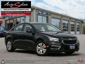 2016 Chevrolet Cruze Limited ONLY 62K! **BACK-UP CAMERA** CLE...