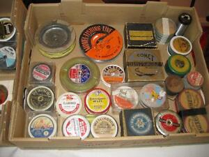 ANTIQUE FISHING LINE AND SPOOLS COLLECTION Kawartha Lakes Peterborough Area image 3