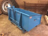Twose 5ft tipping tractor box